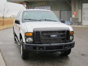 2008 Ford F-250 Pickup Truck
