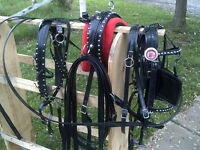 HAFLINGER STUDDED BIO HARNESS