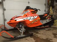 2005 F7 Sno Pro Fox Float Shocks $31 per week oac