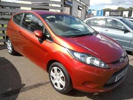 2010 Ford Fiesta 1.4TDCi Edge Diesel 3Door Orange £20 Road Tax Low Insurance VGC