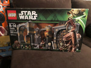 LEGO 75005 Star Wars Rancor Pit NEW SEALED