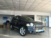 Jeep Compass 2.0CRD Limited Station Wagon 5d 1968cc++SERVICE HITORY++FULL LEATHE