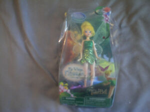 Poupee Disney Store TINKER BELL, collection, en boite.