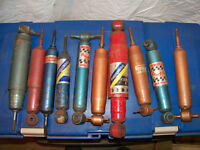 SHOCK ABSORBERS FOR 1940'S TO 80'S CARS AND TRUCKS