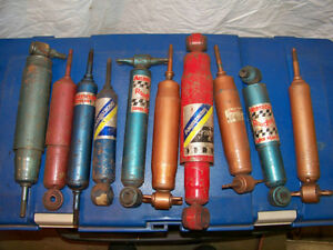 NEW SHOCK ABSORBERS FOR 1940'S TO 80'S CARS AND TRUCKS