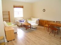 Large double bedroom in friendly 5-bed, 3-bath flatshare near Ealing - Available NOW
