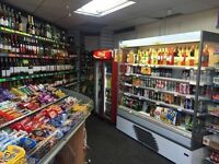 IN CHADDERTON OLDHAM,EXCELLENT Running OFF LICENCE & GROCERY SHOP Business For Sale & UPSTAIR FLAT