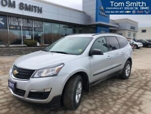 2017 Chevrolet Traverse LS   - Certified - Touch Screen - AWD