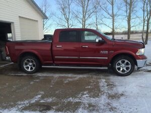 2014 Ram 1500 Laramine Pickup Truck-Reduced