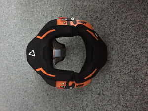 Leatt gpx race s/m orange