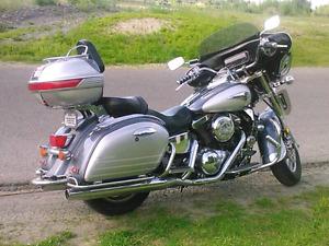 Moto Kawasaki Vulcan Nomad 1500cc