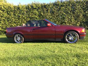 1994 BMW 325is 2.5L Convertible
