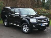 Ford Ranger 2.5 TDCi XLT Thunder Double Cab Crewcab Pickup 4x4 4dr 2008/08