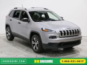 2014 Jeep Cherokee Sport AUTO MAGS A/C GR ELECT BLUETOOTH CRUISE