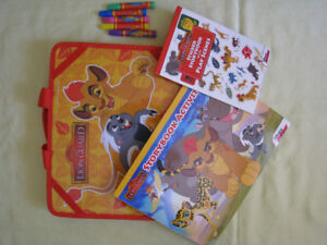 Coloring and Activity Set with Lap Desk