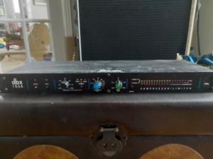Compressor/Limiter DBX 160A