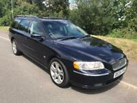 2005 VOLVO V70 2.4 D SE Geartronic 5dr Auto