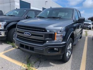2018 Ford F-150 XLT4X4 SuperCrew 5.5' Box