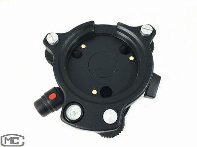 Black Laser Tribrach For Topcon Sokkia Trimble Nikon Total Station Survey