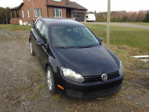 2012 Volkswagen Golf Berline