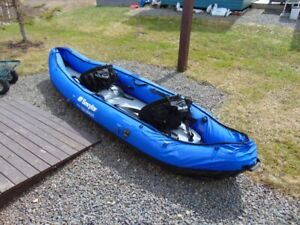 Inflatable Kayak/Canoe