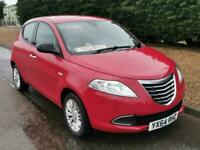 64plate Chrysler Ypsilon 0.9 TwinAir Gold AUTOMATIC SHOWROOM CONDITION HPI CLEAR