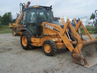 580SN CASE BACKHOE