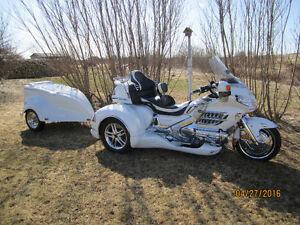 Honda Goldwing California Trike