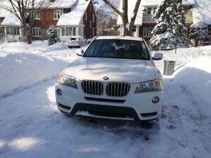 2012 BMW X3 SUV, Crossover