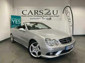 image for 2008 58 Mercedes-Benz CLK 3.5 CLK350 Sport Cabriolet 7G-Tronic 2dr *FINANCE AVAL