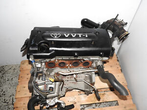 2002-2008 Toyota Camry 4 Cyl Engine installation included 2AZ FE