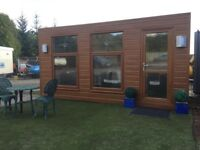 Summer house/ home gym/ office/ garden room