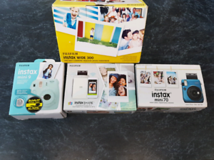 Instax Camera / Accessories - Brand New