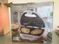 Omelette maker