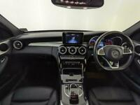 2016 66 MERCEDES-BENZ C220D AMG LINE AUTO SAT NAV REVERSING CAMERA SVC HISTORY