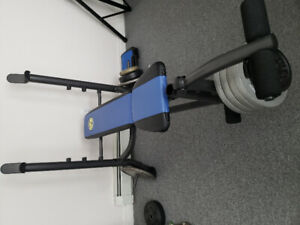 Weight bench $60 obo