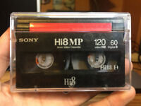 SAVE YOUR MEMORIES: DIGITAL CONVERSION FOR 8MM TAPE
