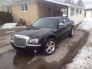 Chrysler 300C AWD platinium 2007 (VGA par la grêle) 5000$