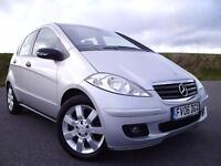 MERCEDES BENZ A150 1.5 Special Edition A STUNNING EXAMPLE AND DRIVES GREAT !