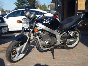 2001 Suzuki GS500E Motorcycle