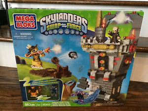 Mega Bloks Skylanders Swap Force - Outlands Kaotic Castle