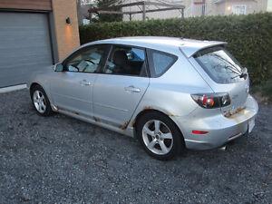 Mazda 3 Hatch Back 2005