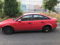 Breaking Vauxhall vectra