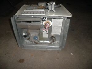 WATER HEATER AND PUMP