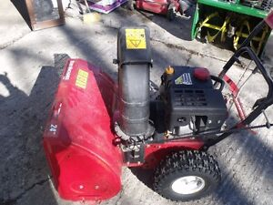 "MTD 24"" snowblower"