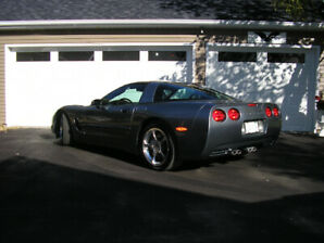 2004 CORVETTE COUPE FOR SALE - $23,000. OR BEST OFFER.