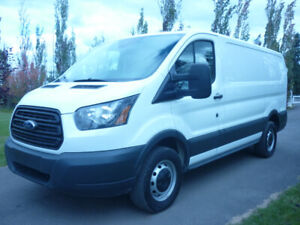 2015 Ford Transit T250 Cargo Van FULLY LOADED/SHELVING/BACKUPCAM