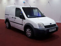 2004 FORD TRANSIT CONNECT DOUBLE SIDE LOADING DOORS
