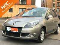 2010 10 RENAULT SCENIC 1.5 EXPRESSION DCI 5D 105 BHP DIESEL
