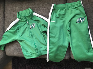 Roughriders track suit- Reebok 2T